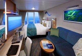 Oceanview W/ Large Balcony - 2 C