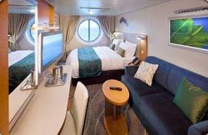 Oceanview Stateroom - 6 N