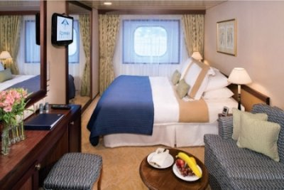 Club Oceanview Stateroom - 6
