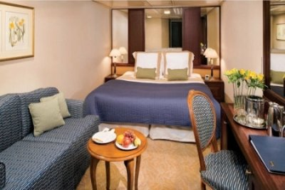 Club Interior Stateroom - 10