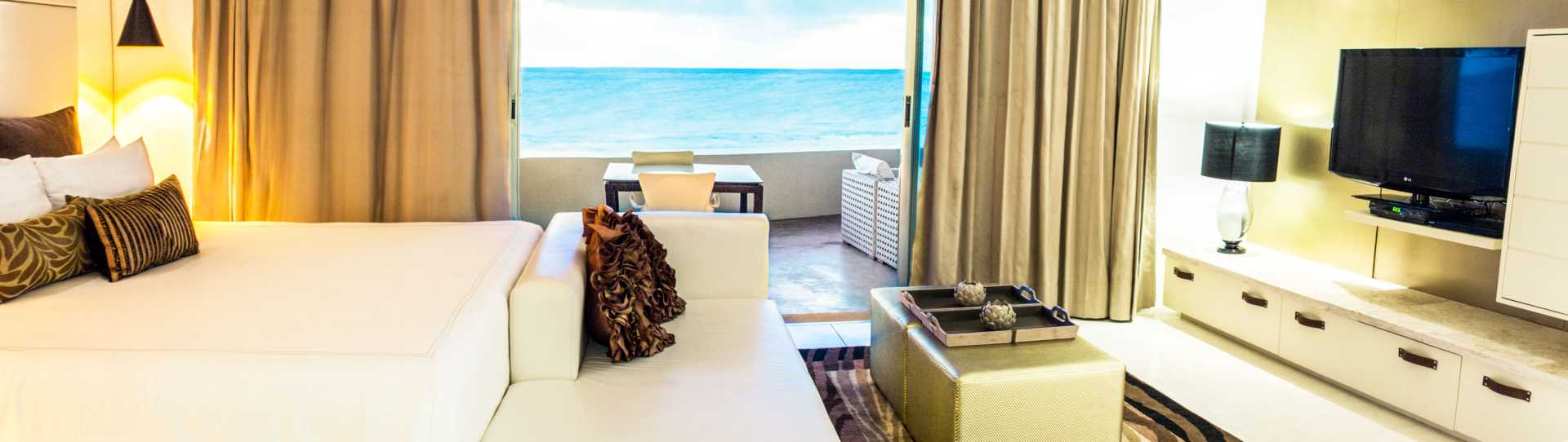 Oceanfront Passion Suite