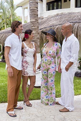 Clothing Optional Desire Resort Riviera Maya