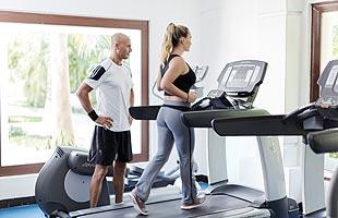 Desire Resort Spa Fitness Center