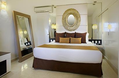 Deluxe Room at Desire Resort Riviera Maya