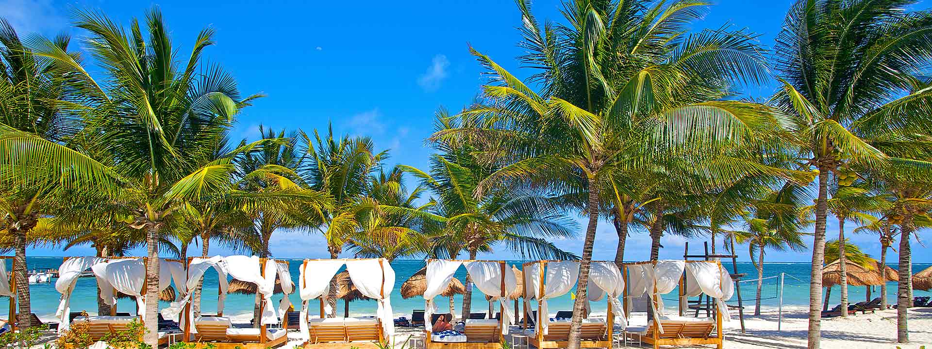 Desire Pearl Resort Poolside Beach Beds