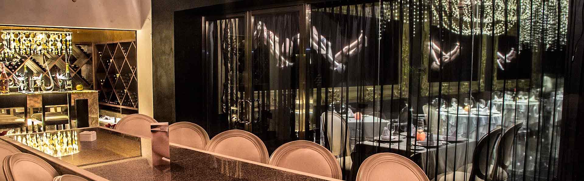 Desire Pearl - Pearl Restaurant Lounge