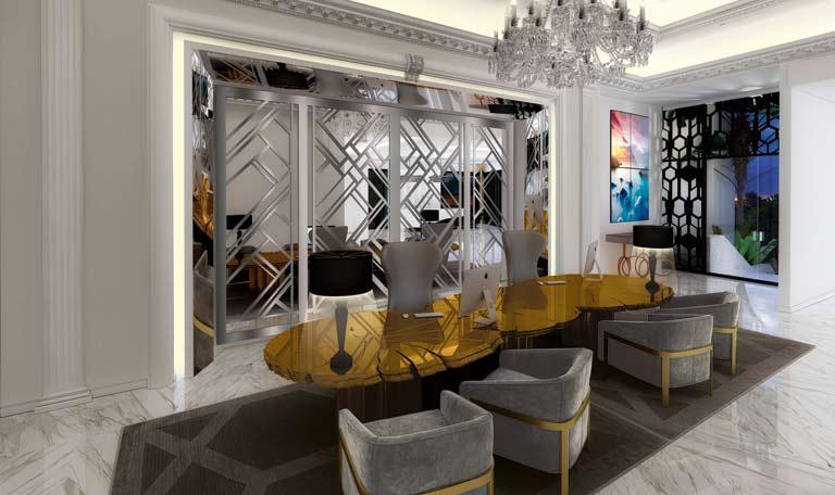 Desire Mansion Suite - Desire Pearl Puerto Morelos