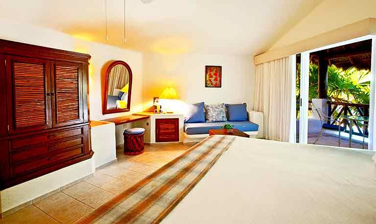 Ocean View Room - Desire Pearl Puerto Morelos
