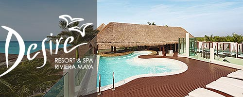 Desire Riviera Maya Roof-Top Jacuzzi