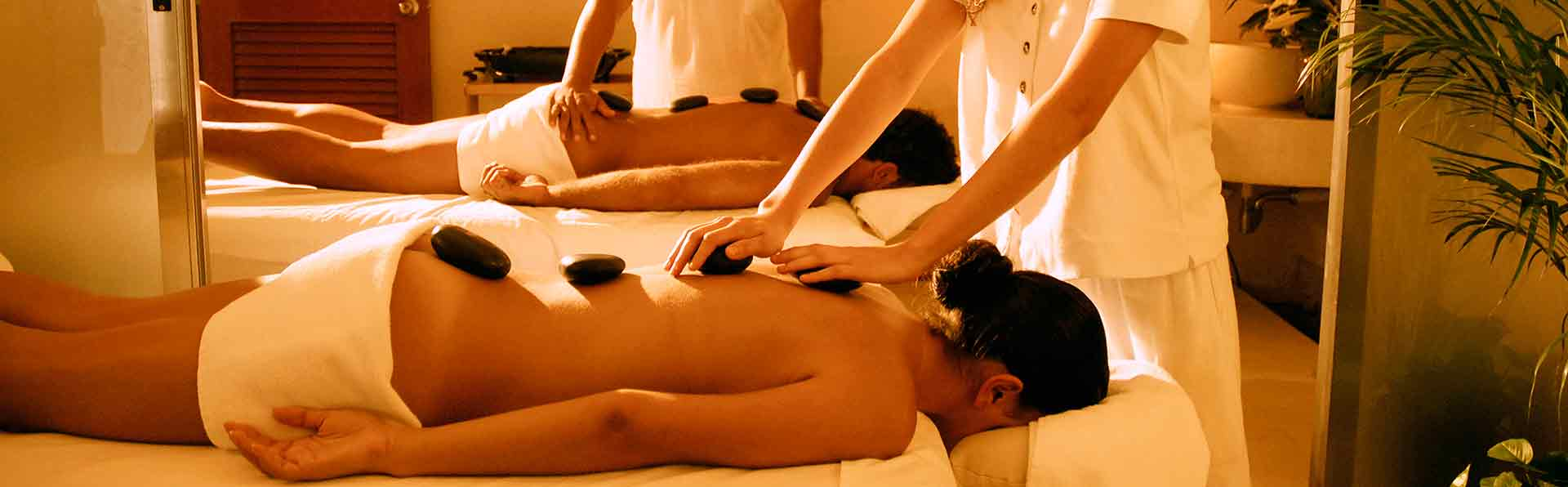 Exotic Spa Massage at Desire Resort Riviera Maya