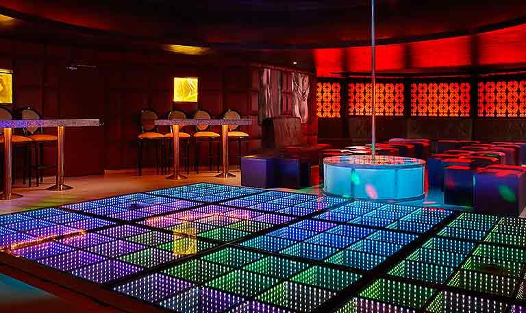 Y Nightclub and Sin Room
