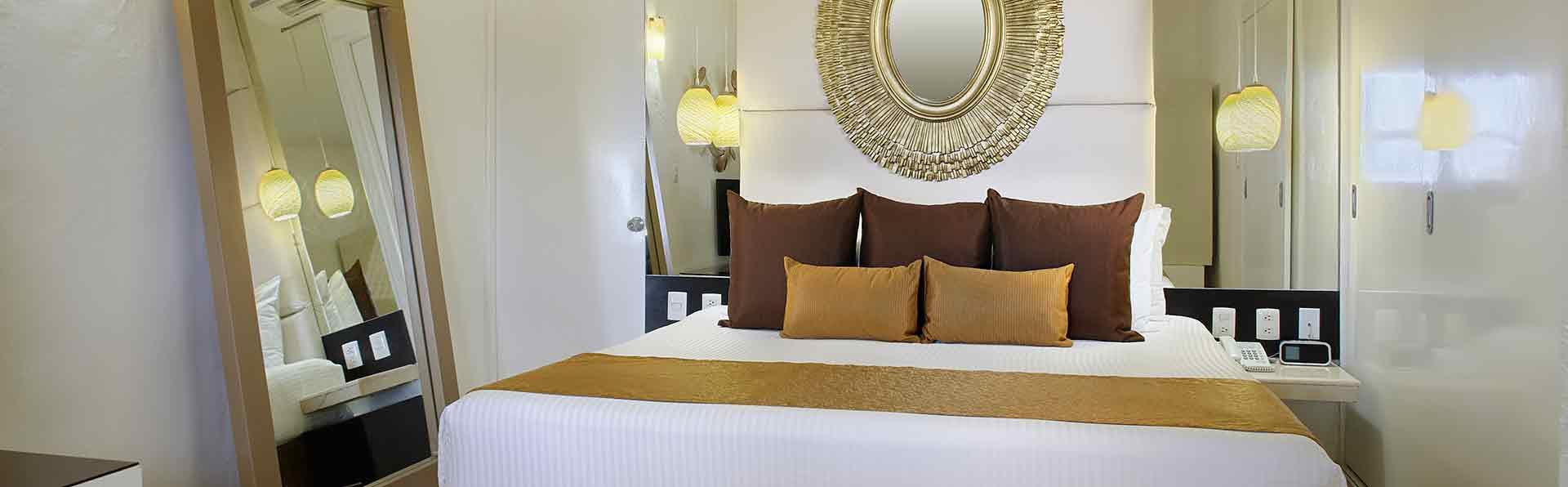 Deluxe Room - Desire Resort Riviera Maya