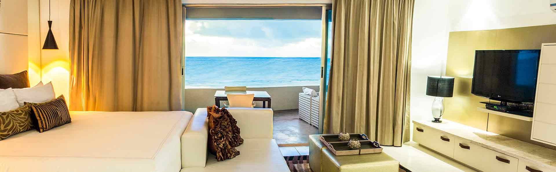 Oceanfront Passion Suite - Desire Resort Riviera Maya