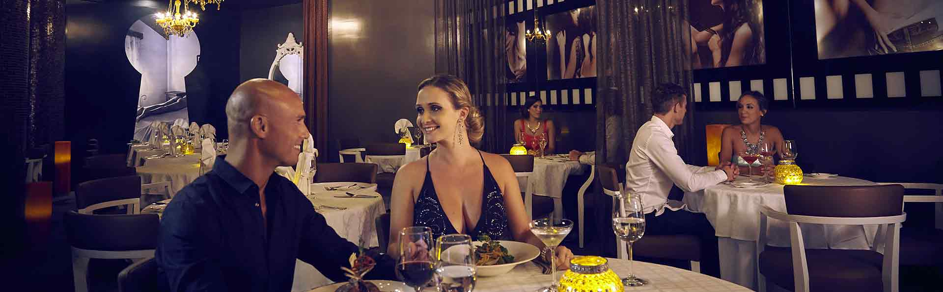 Sahlo Fine Dinning at Desire Resort Riviera Maya