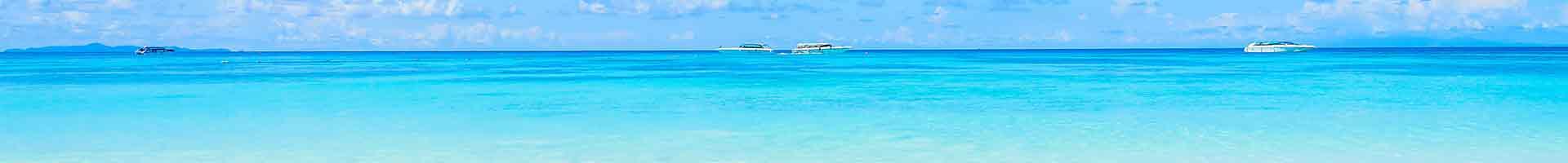 Caribbean Ocean surf