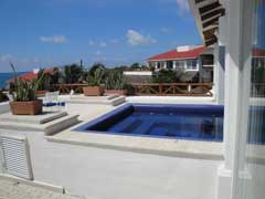 Penthouse Passion Suite at Plunge Pool Desire Resort Pearl Puerto Morelos
