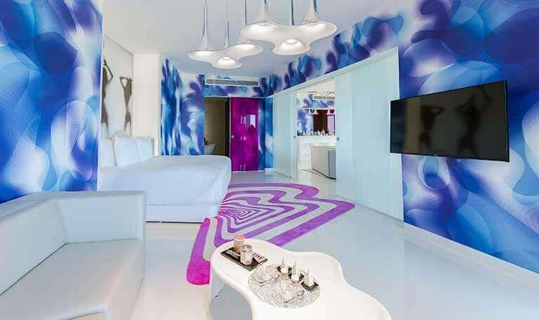 Temptation Ocean Front Penthouse Suite
