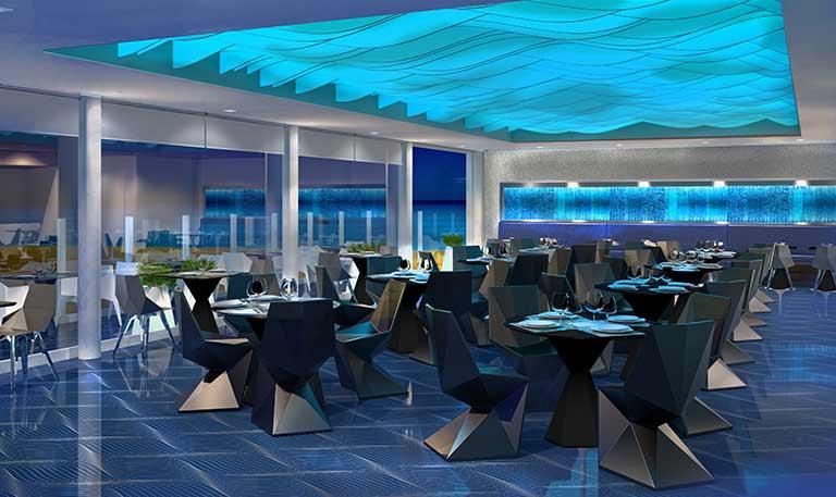 Raw Seafood Restaurant